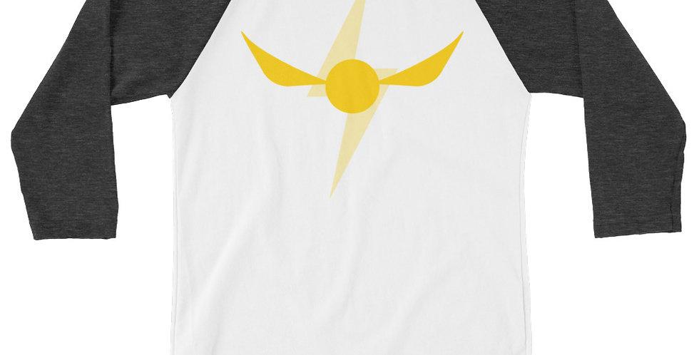 The Seeker Raglan Shirt