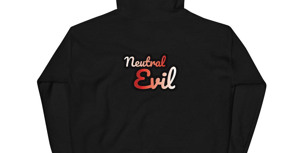 Neutral Evil Hoodie