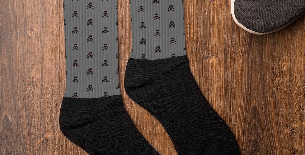 Subtle Nerd Socks