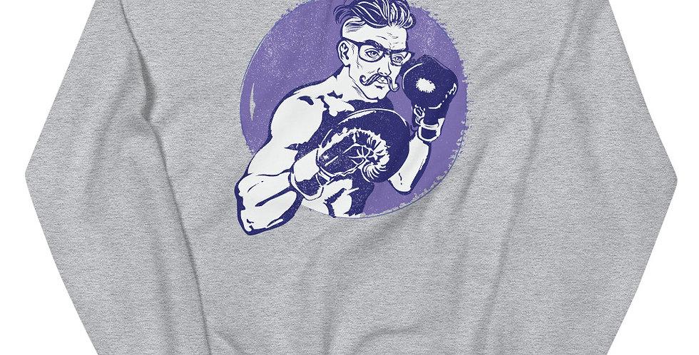 Fighter + Nerd Sweatshirt