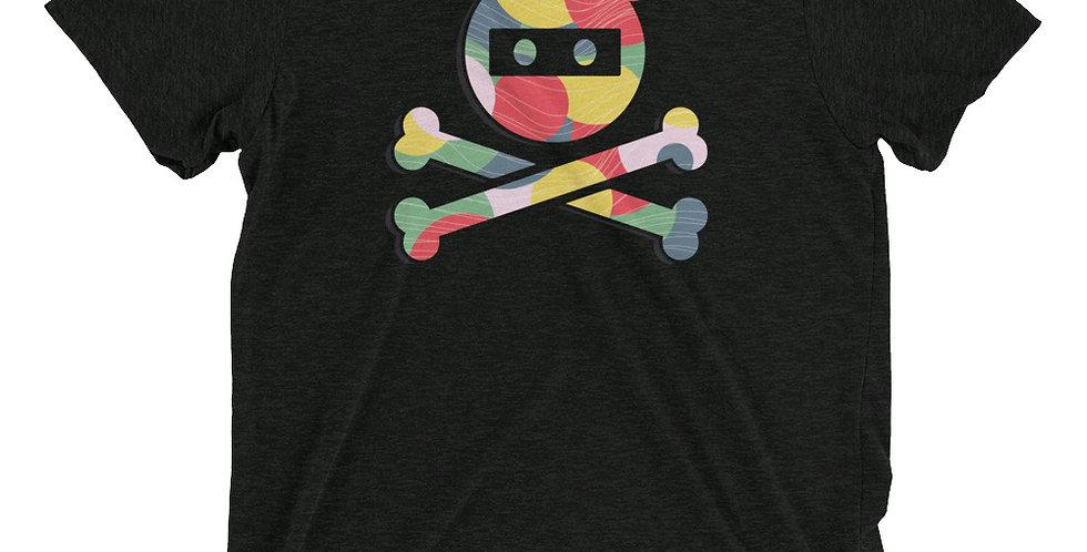 Subtle Nerd Color Pop Shirt