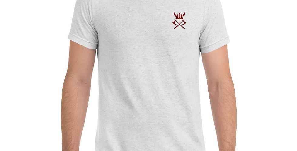 Viking Embroidered T-Shirt