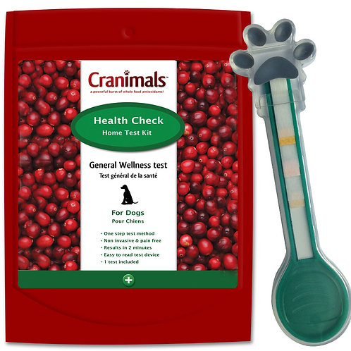 Cranimals Health Check Test For Dogs