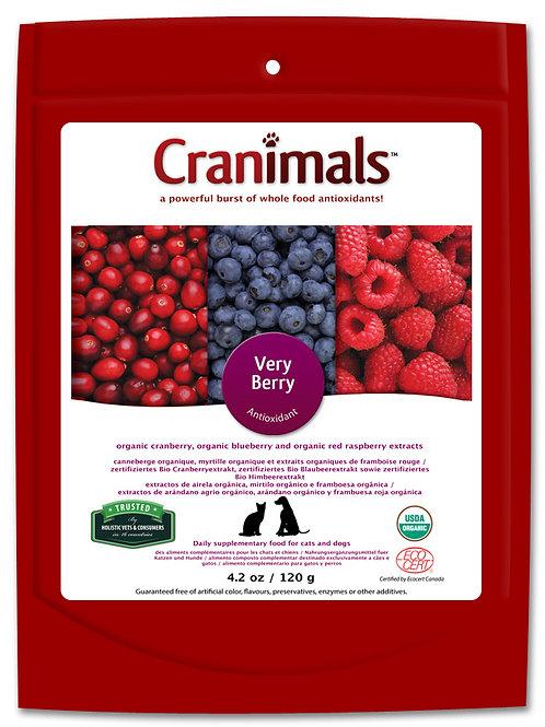 Cranimals Very Berry