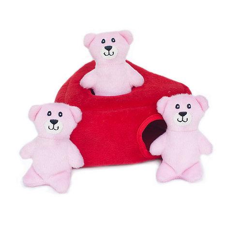 Valentine's Burrow - Heart 'n Bears