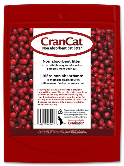Crancat Urine Collection Kit