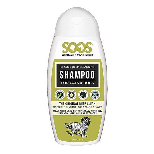 Classic Deep Cleansing Shampoo