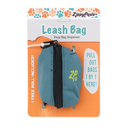 Leash Bag - Forest Green