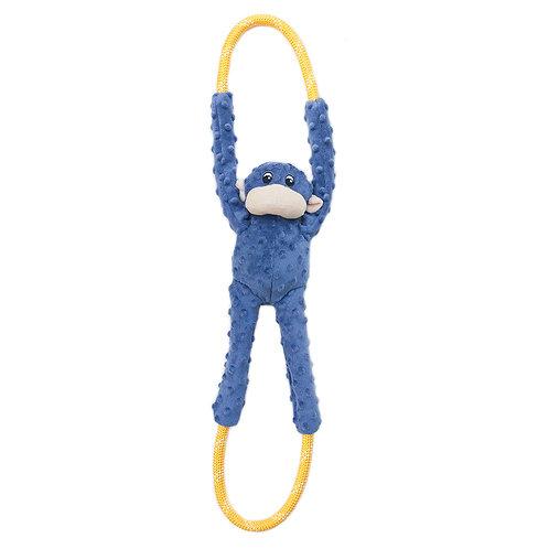 Monkey RopeTugz - Blue