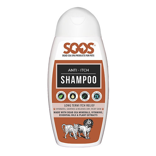 Anti-Itch Shampoo