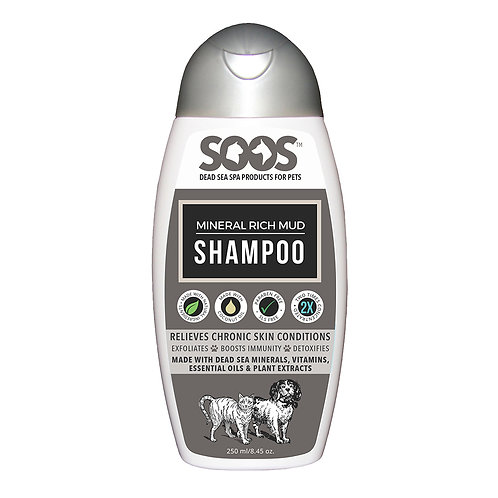Mineral Rich Mud Shampoo