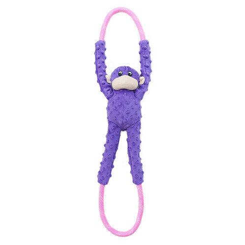 Monkey RopeTugz - Purple