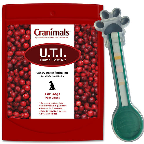 Cranimals Urinary Tract Infection Test For Dogs