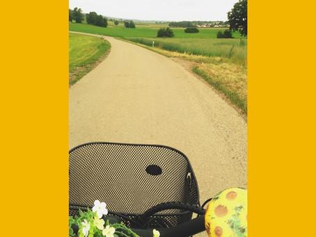Fahrradfahren im Sommer - Aus dem Leben eines Alltagsradlers