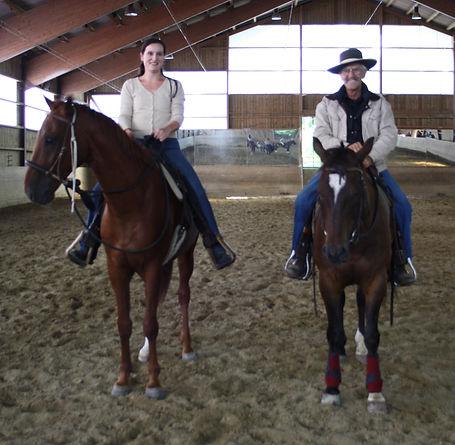 Jean Claude Dysli Me Saddlebred