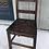 Thumbnail: A unique & very rare 18th century carved Folk Art chair.