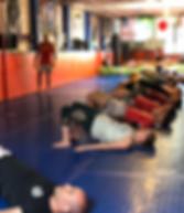 Williamsburg MMA strength conditioning B