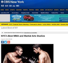 CBS BEST MMA MMA, Boxing, Jiu Jitsu, Muay thai, Wrestling, Greco Roman, strength, conditioning And Yoga.  | Brooklyn | New York | Greenpoint | Williamsburg MMA