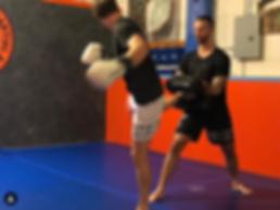 Williamsburg MMA muay thai kickboxing br