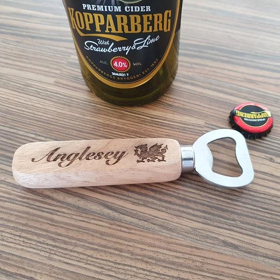 Anglesey Welsh Dragon Bottle Opener