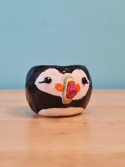 Puffin Happy Pot