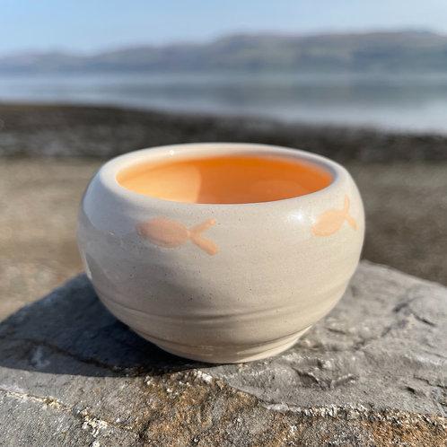 Ceramic Fish Pot