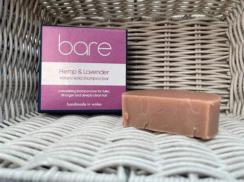Hemp & Lavender Shampoo Bar