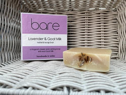 Lavender & Goat Milk Soap