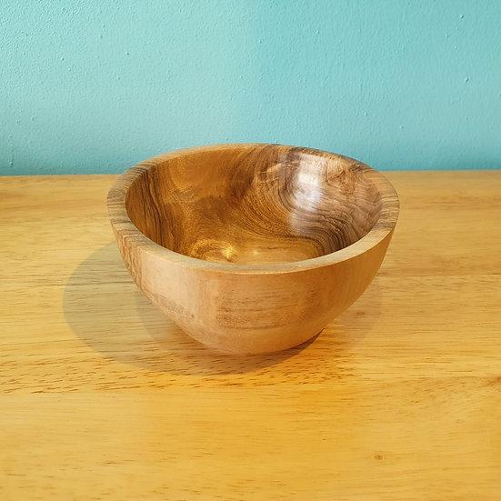 Hand Turned Walnut Bowl