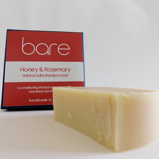 Honey & Rosemary Shampoo Bar