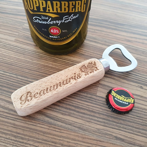 Beaumaris Welsh Dragon Bottle Opener