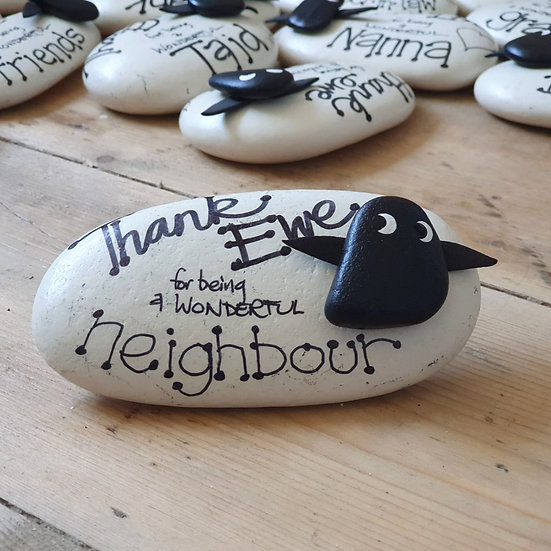Thank Ewe Neighbour