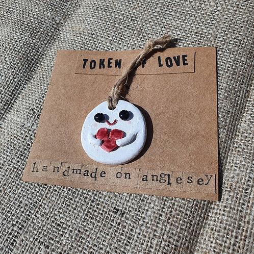 Ceramic Love Token