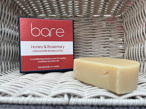 Honey & Rosemary Shampoo Bar