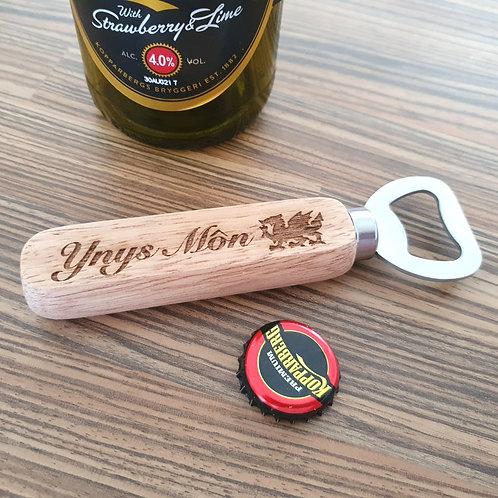 Ynys Môn Bottle Opener