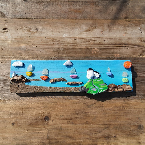 Llanddwyn Pebble Art