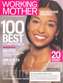 Working Mother Cover