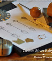 Silver Baby Spoon Design Process, Part 1