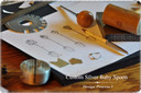 Silver Baby Spoon Design Process, Part 1