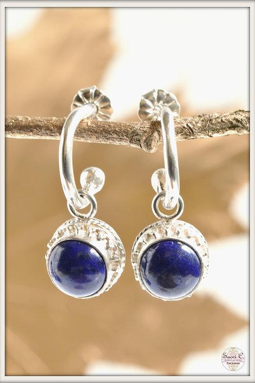 Aria Hoop Earrings