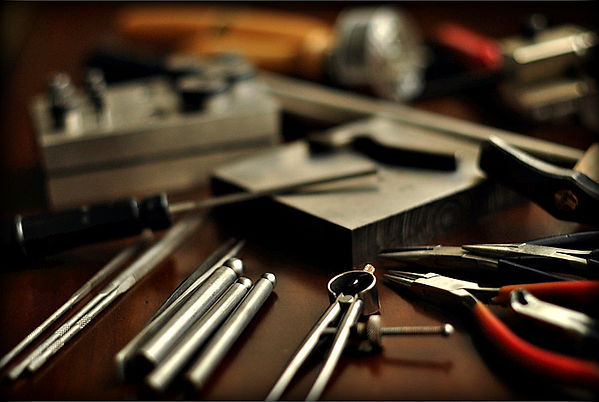 tools for artisan handcrafted fine jewelry