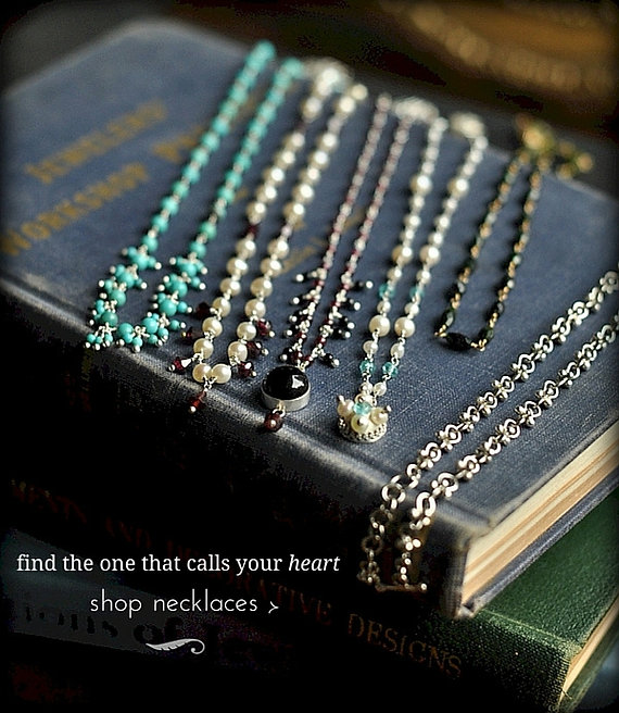 fine handcrafted necklaces
