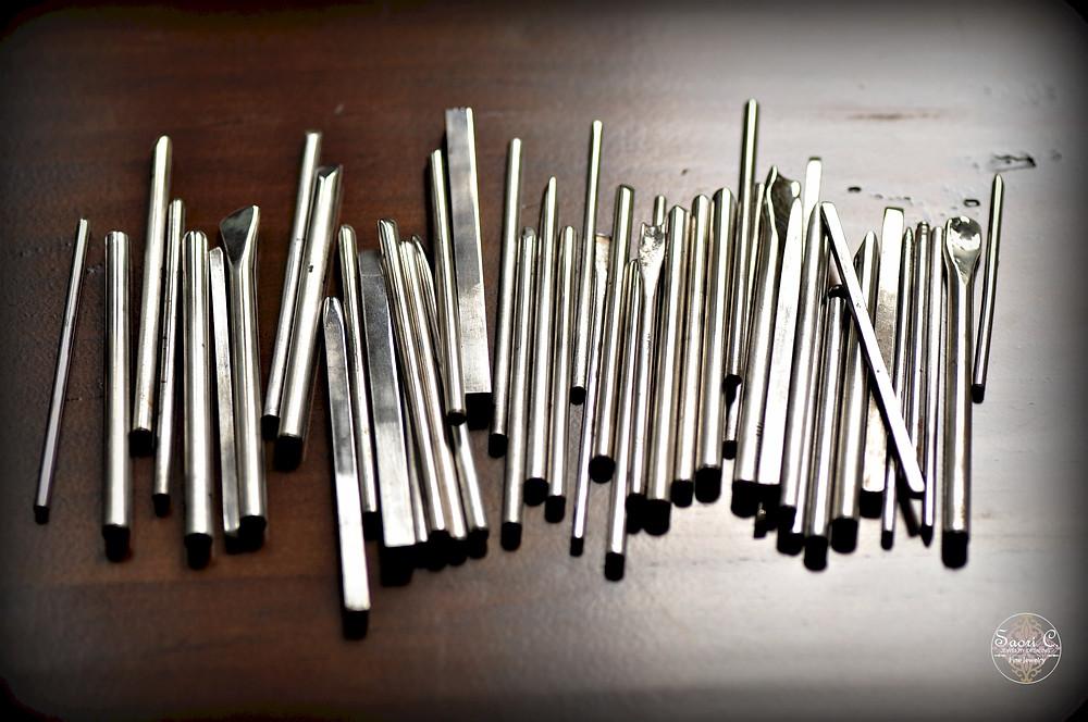 handmade jewelry tools