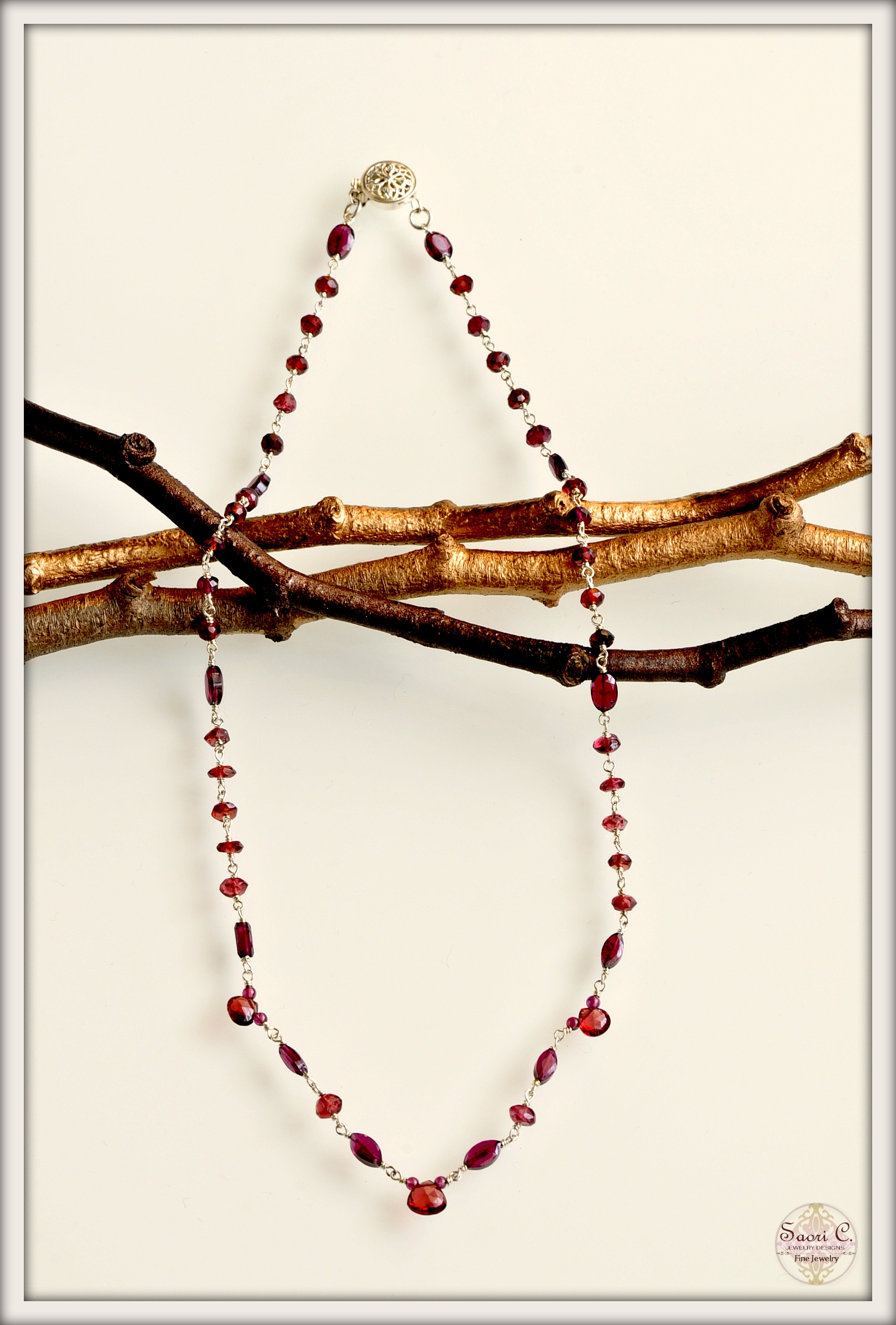 Bewitched Garnet Necklace_new