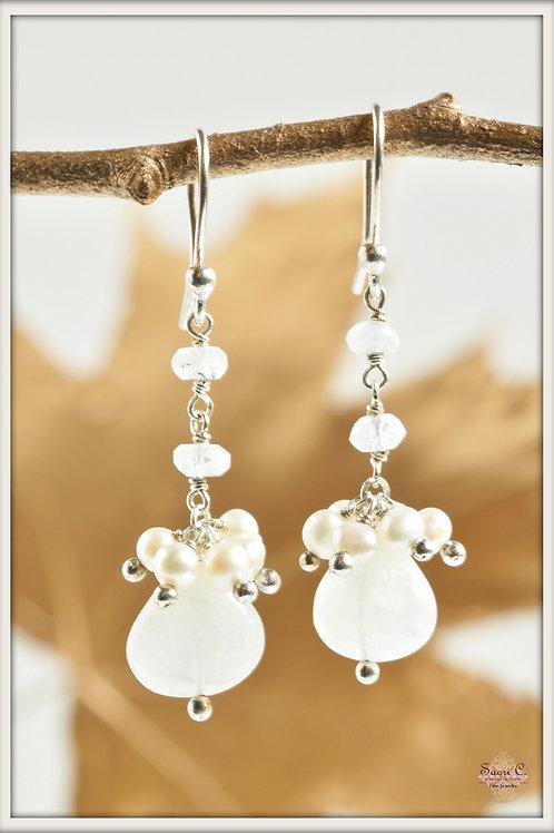 Starfall Earrings