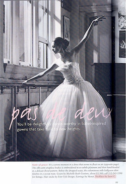Bridal Guide Feature Page