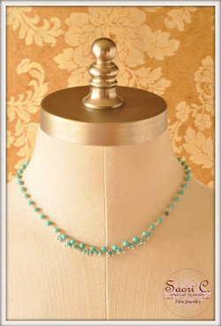 Baby Doll Turquoise Necklace 1