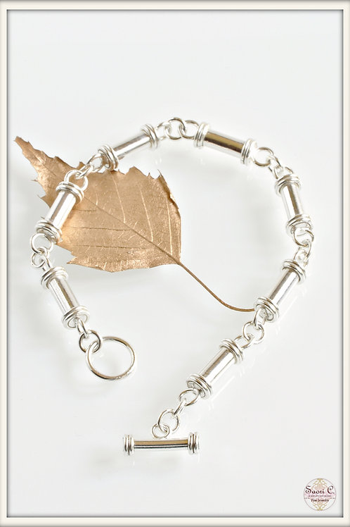Modern Time Bracelet