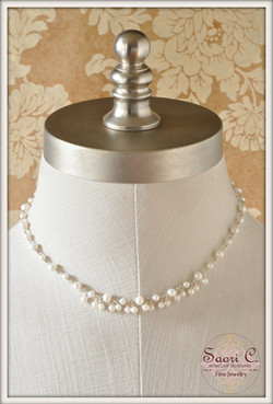 First Love Pearl Necklace