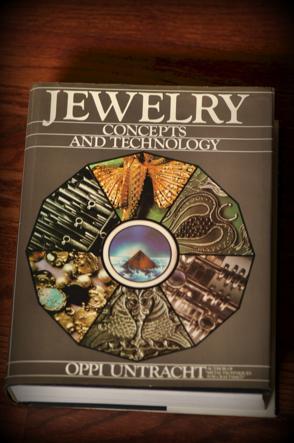 Oppi Untracht and the Jeweler's Bible